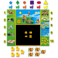 Basic Learning: Colours, Shapes & Numbers