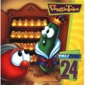 """24 pcs puzzle - Veggie tales """"King George and the Duckies"""""""